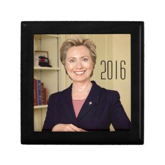 Hillary Clinton 2016 Trinket Box