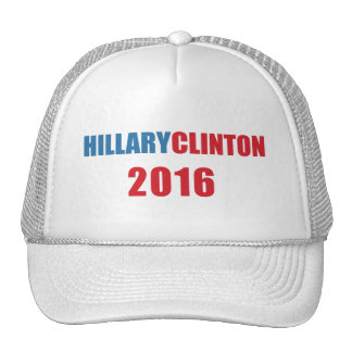 Hillary Clinton 2016 Trucker Hat