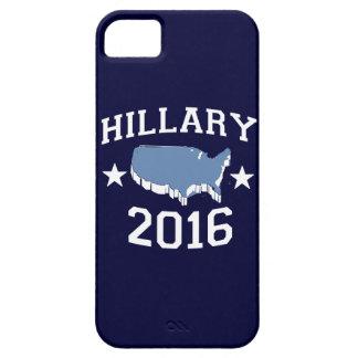 HILLARY CLINTON 2016 UNITER iPhone 5 Case-Mate COBERTURAS