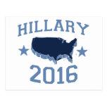 HILLARY CLINTON 2016 UNITER.png Tarjeta Postal