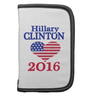 Hillary Clinton 2016 USA Planner
