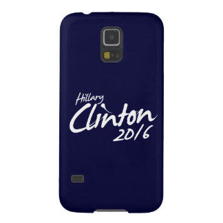 HILLARY CLINTON AUTOGRAPH 2016 GALAXY S5 COVER