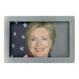 hillary clinton belt buckle