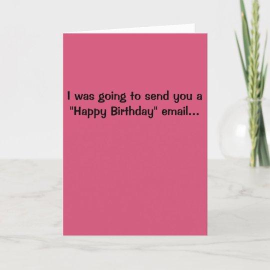 Hillary Clinton Birthday Card Zazzle