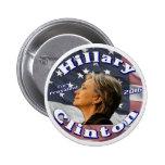 hillary clinton button 2016 president