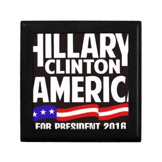 Hillary Clinton Caja De Regalo