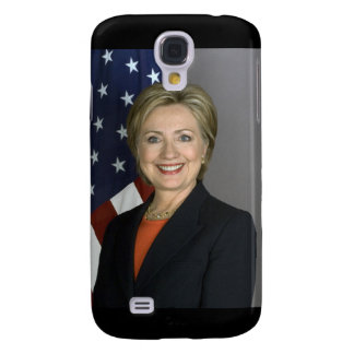 Hillary Clinton Galaxy S4 Cover
