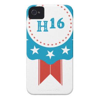 Hillary Clinton Case-Mate iPhone 4 Case