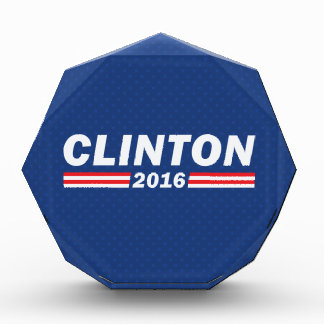 Hillary Clinton, Clinton 2016 Awards