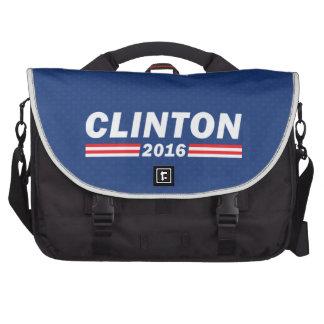 Hillary Clinton, Clinton 2016 Laptop Computer Bag