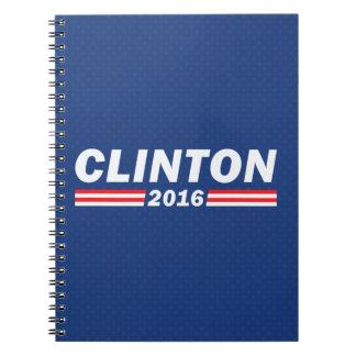 Hillary Clinton, Clinton 2016 Notebook