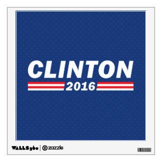 Hillary Clinton, Clinton 2016 Wall Decal