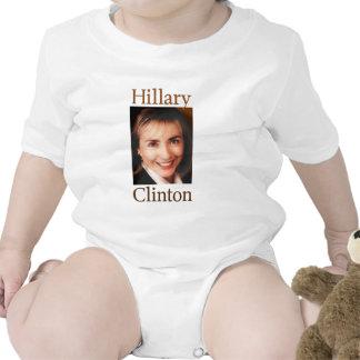 Hillary Clinton con la foto - camisetas