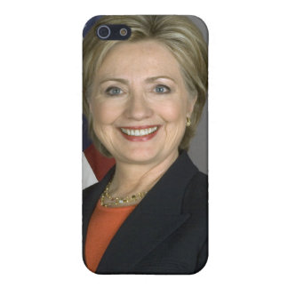 Hillary Clinton Cover For iPhone SE/5/5s