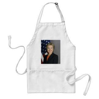 Hillary Clinton Delantal