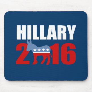 HILLARY CLINTON DEMOCRAT 2016 MOUSEPADS