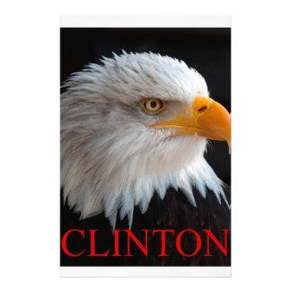 Hillary Clinton Eagle Papeleria