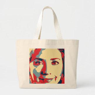 Hillary Clinton - emperatriz: Bolso de OHP Bolsa Tela Grande