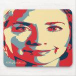 Hillary Clinton - Empress: OHP Mousepad
