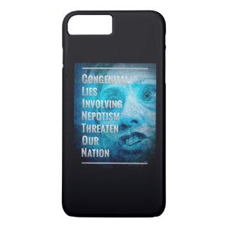 Hillary Clinton es un fraude Funda iPhone 7 Plus