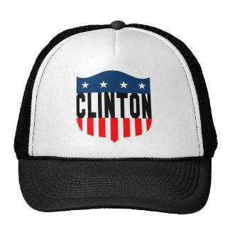 hillary Clinton: estrellas y rayas: Gorra