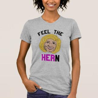 Hillary Clinton: Feel the Hern T-Shirt