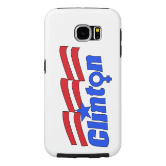 Hillary Clinton + Female Symbol Samsung Galaxy S6 Case