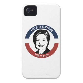 HILLARY CLINTON FOR NYC MAYOR -.png Blackberry Bold Cover