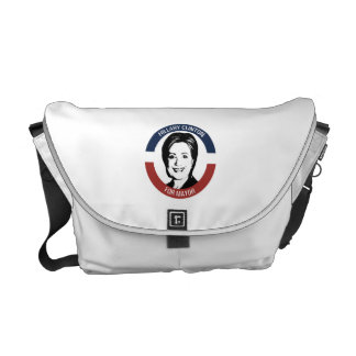 HILLARY CLINTON FOR NYC MAYOR -.png Messenger Bag