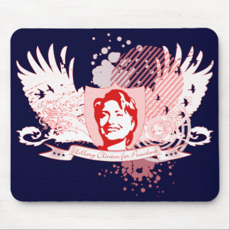 hillary clinton for president. 08. mouse pad