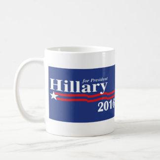 Hillary Clinton For President 2016 Campaign Mug