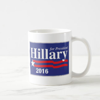 Hillary Clinton For President 2016 Coffee Mug Mug