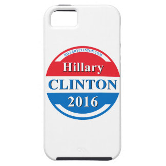 Hillary Clinton for President 2016 iPhone SE/5/5s Case