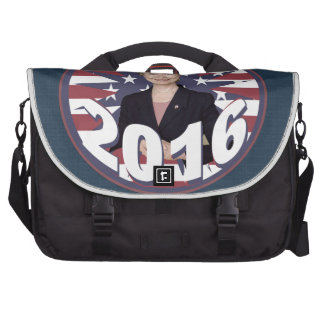 Hillary Clinton for President 2016 Laptop Bags