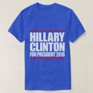 Hillary Clinton For President 2016 Men's T-Shirt