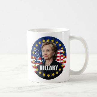 Hillary Clinton for president 2016 Mug