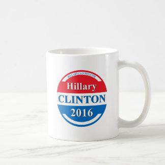 Hillary Clinton for President 2016 Mugs