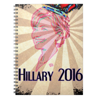Hillary Clinton for President 2016 Notebook