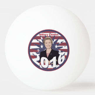 Hillary Clinton for President 2016 Ping Pong Ball