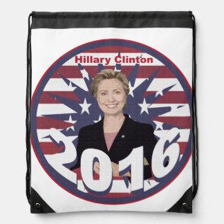 Hillary Clinton for President 2016 Backpack
