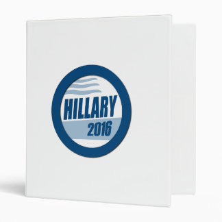 HILLARY CLINTON FOR PRESIDENT 2016.png Binders