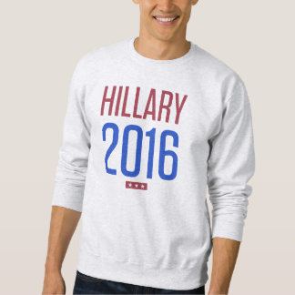 Hillary Clinton for President 2016 Pullover Sweatshirt