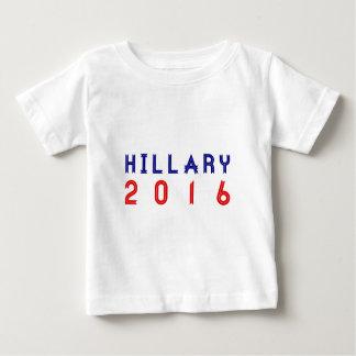 Hillary Clinton for President 2016 Ribbon Text Shirt