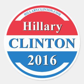 Hillary Clinton for President 2016 Sticker