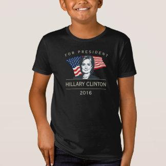 Hillary Clinton for president 2016 T-Shirt