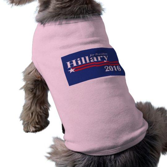 Hillary Clinton For President 2016 Tee