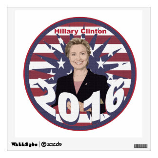Hillary Clinton for President 2016 Room Graphic