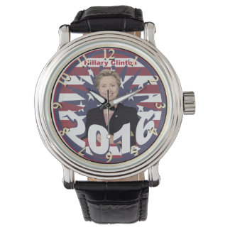 Hillary Clinton for President 2016 Watches
