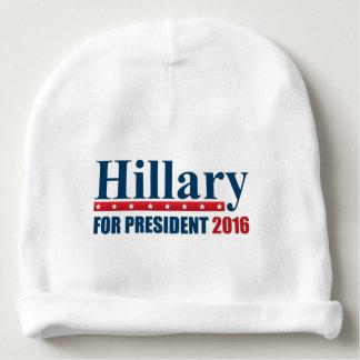 Hillary Clinton For President Baby Beanie