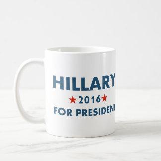 Hillary Clinton For President Coffee Mug